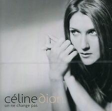 Celine Dion : On ne change pas (CD)