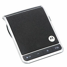 Motorola Roadster TZ700 Bluetooth In-Car Speakerphone /w FM Transmitter