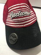 239f2b9dcbd Size  One Size. Budweiser Men s Bottle Opener Baseball Cap Hat