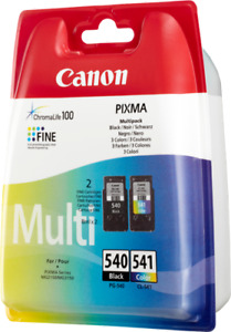 Multipack CANON PG-540 CL 541 Originale per Pixma MX515,525,535,MG4250,MG4150