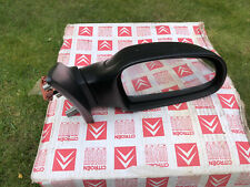 New GENUINE CITROEN SAXO DOOR MIRROR,  Right Driver's side Offside
