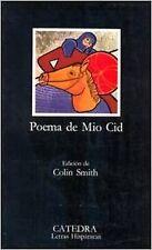 Poema de Mio Cid. NUEVO. Nacional URGENTE/Internac. económico. POESIA