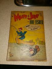Mutt and Jeff #66 DC comics 1953 golden age precode humor strip binky appearance