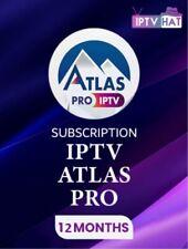 Atlas Pro Premium Garantie 1 Ans Smart Tv Android Tv Box IOS M3u Env Rpd 5munit