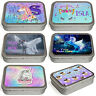 Personalised Unicorn Tobacco Tin 2oz Baccy Pill Storage Cigarette Birthday Gift