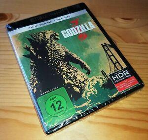 Godzilla (4K UHD - 2 DISC KEEP CASE-EDITION) Neu, Deutsch