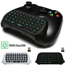 Backlight Game Wireless Keyboard For Xbox One Elite/ One/ S Controller Portable