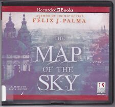 The Map of the Sky by Felix Palma (2012, CD, Unabridged) Mesmerizing Novel