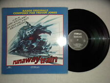 "LP TREVOR JONES ""Runaway Train"" MILAN A 267 FRANCE µ"