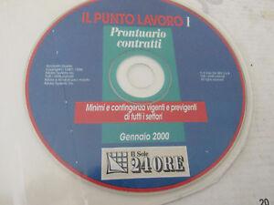 The Stitch Lavoro 1 Minimi And Contingenza Vigenti Previgentidi Tutti Strand CD