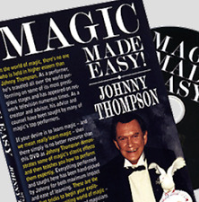 Johnny Thompson's Magic Made Easy by L&L Publishing