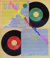 LP 45 7'' UB 40 Don't break my heart Mek ya rok 1985 italy VIRGIN no cd mc dvd *