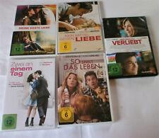 DVD Filme Paket / 5 Stück / Romantik Liebesfilm Liebeskomödie
