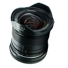 REAL EU SHIP! ✮ 7Artisans 12mm f/2.8 manual lens for SONY E-mount APS-C 12/2.8