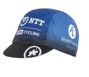 New Radsport Cycling Cap NTT BMC ASSOS 2020