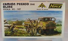 Nimix Spain 1/87 militares kit kit disociada Pegaso aljibe OVP #1406