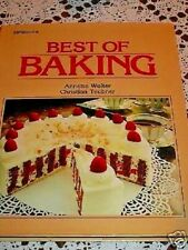 Master Pastry Chef Christian Teubner Baking Cookbook Pies Cakes Breads Breads