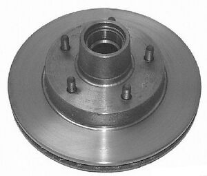 Friction Master 55549 Disc Brake Rotor and Hub Assembly Front