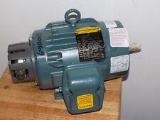 BALDOR  ZDVSNCP3587T Vector Drive Motor 2HP 1755RPM 3PH 60HZ 145TC 0535M TE