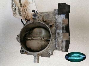 2004 MERCEDES CL500 W215 THROTTLE BODY 1131410125