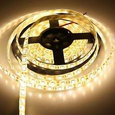 Kit Ruban Bande LED Strip 5M, 300 LED 3528 SMD - Blanc Chaud
