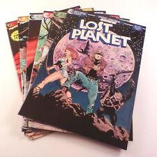 Lost Planet Complete Set of 6 (#1-6) FNVF/VF+ Hampton