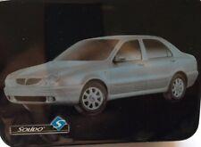 Solido Lancia Libra 1999 in Tin Box Diecast 1:43 Black Color