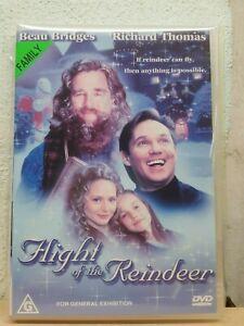 Flight of the Reindeer DVD RARE - Beau Bridges, Richard Thomas - Region 4 2004