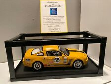 1/18 Autoart Ford Mustang FORD RACING FR500C 2005 GRAND AM CUP #55 LOW COA # !!