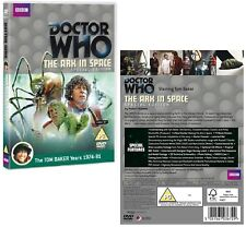 DR WHO 076 - THE ARK IN SPACE (Special Edition) - Doctor Tom Baker - NEW Rg2 DVD