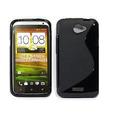 HTC One X Soft Gel Case - Black
