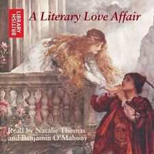 A Literary Love Affair by The British Library Publishing Division (CD-Audio,...