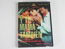 Y Tu Mama Tambien (Dvd) Alfonso Cuaron, Maribel Verdu, Gael Garcia Bernal