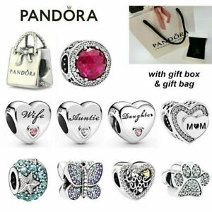 Pandora Charm S925 ALE Sterling Silver Free Gift Bag Free P&P Brand Genuine