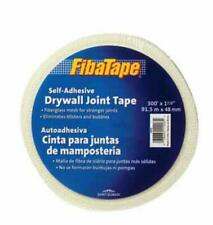 Fibatape Fdw6581 U Self Adhesive Drywall Joint Tape 1 78x300 White