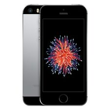 Apple iPhone se 32 Go Space-Grey IOS Smartphone Téléphone Portable Sans Contrat lte/4g WLAN