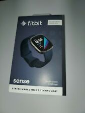 Fitbit Sense **BRAND NEW*  Advanced Health & Fitness Smartwatch, Carbon/Graphite
