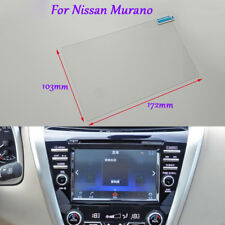 8 inch Car GPS Navigation Screen HD Glass Protective Film For Nissan Murano