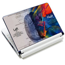 "Brain Laptop Skin Notebook Sticker Cover Art Decal For HP Dell Acer 12"" To 15.6"""