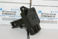 GENUINE Impreza GDA GDB WRX, STI Forester GT MAF air flow meter afm 22680AA310