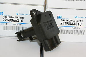 Impreza air flow meter MAF wrx sti for Subaru Forester GT Liberty afm S10 S11