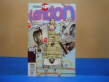 VERTIGO POP!: LONDON #3 of 4 2003 Vertigo/DC 9.0 VF/NM Uncertified PHILIP BOND-a
