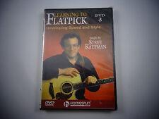 *   FENDER:Getting Started on Electric Guitar-Wyatt  INSTRUCTIONAL-DVD-sealed