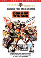 Dark of the Sun (1968 Rod Taylor) (The Mercenaries) DVD NEW
