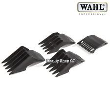 Wahl Peanut guides attachments comb Set No.1-4 3166