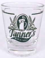 "Tanners Bar & Grill 2.25"" Collectible Shot Glass"