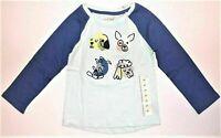 New Toddler Boys Doggy Long Sleeve T-Shirt Cat & Jack