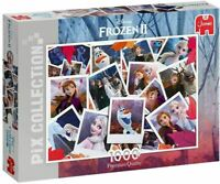 Jumbo Disney Pix Collection Frozen 2X1000 Piece Jigsaw Puzzle - FAST DELIVERY