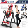 Gravity Heavy Duty Inversion Table Back Pain Therapy Fitness Exercise