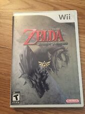 The Legend of Zelda: Twilight Princess Nintendo Wii Cib Complete NG2